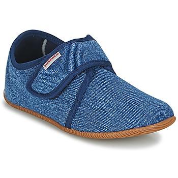 Shoes Children Slippers Giesswein Senscheid Blue