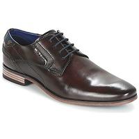 Shoes Men Derby shoes Bugatti Refito Brown