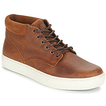 Shoes Men Mid boots Timberland ADVENTURE 2 0 CUPSOL TAN Brown