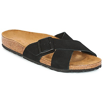 Shoes Women Mules Birkenstock SIENA Black