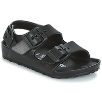 Shoes Boy Sandals Birkenstock MILANO-EVA Black