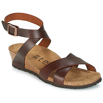 Shoes Women Sandals Papillio LOLA Cognac
