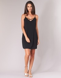 material Women Short Dresses Moony Mood IGARA Black