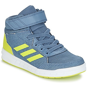 Shoes Boy High top trainers adidas Performance ALTASPORT MID EL K Blue