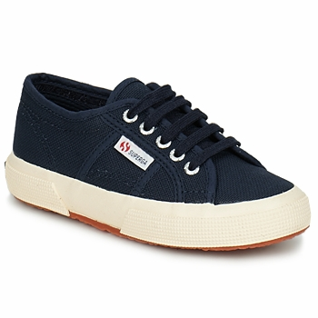 Shoes Children Low top trainers Superga 2750 KIDS Marine