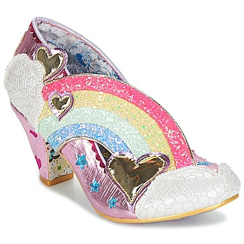 Shoes Women Court shoes Irregular Choice SUMMER OF LOVE Pink