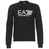 material Men sweatpants Emporio Armani EA7 TRAIN VISIBILITY Black