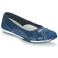 Shoes Women Ballerinas Spot on POLOLALE Marine