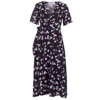 material Women Long Dresses Betty London INNATIN Black