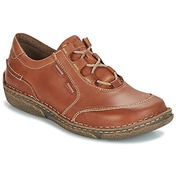 Shoes Women Derby shoes Josef Seibel NEELE 28 Brown