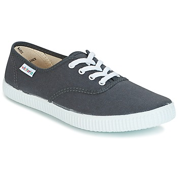 Shoes Low top trainers Victoria INGLESA LONA ANTHRACITE