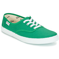 Shoes Low top trainers Victoria INGLESA LONA Green