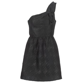 material Women Short Dresses Naf Naf ECLAIR Black