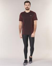 material Men leggings Under Armour 2.0 LEGGING Black