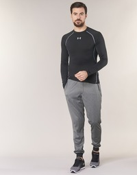 material Men Tracksuit bottoms Under Armour SPORTSTYLE JOGGER Grey