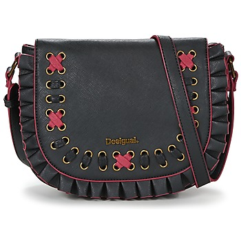 Bags Women Handbags Desigual BOLS_VARSOVIA EYELIKE Black