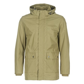 material Men Parkas Selected SHHTIM Kaki