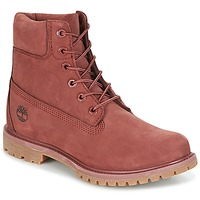 Shoes Women Mid boots Timberland 6IN PREMIUM BOOT Sable