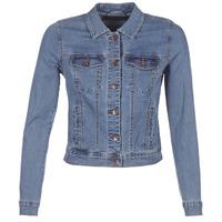 material Women Denim jackets Vero Moda VMHOT SOYA Blue / Medium