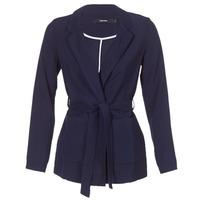 material Women Jackets / Blazers Vero Moda VMELKE Marine
