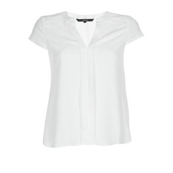 material Women Blouses Vero Moda VMTONI White