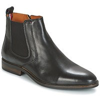Shoes Men Mid boots Tommy Hilfiger ESSENTIAL  Black