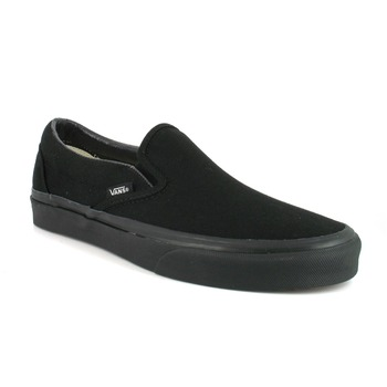 Shoes Slip ons Vans CLASSIC SLIP ON  black /  black