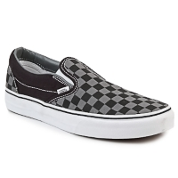 Shoes Slip ons Vans CLASSIC SLIP-ON Black / Grey