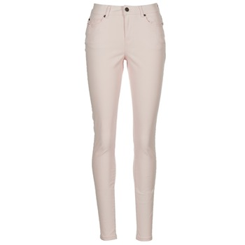 material Women 5-pocket trousers Noisy May NMLUCY Pink