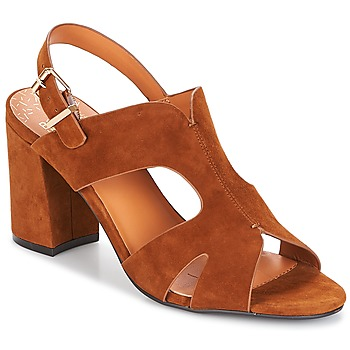 Shoes Women Mules Bocage PAULI Brick