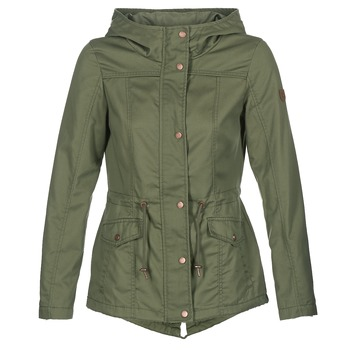material Women Parkas Only NEW KATE Kaki