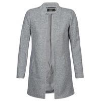 material Women coats Only SOHO Grey