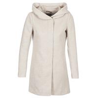material Women coats Only SEDONA Beige