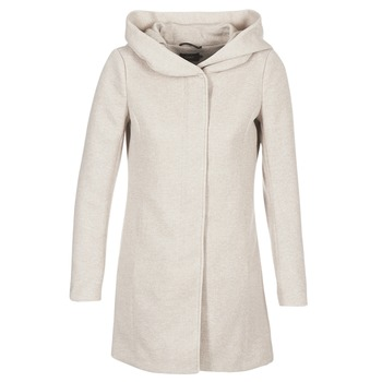 material Women coats Only SEDONA Beige