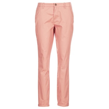 material Women chinos Only PARIS Pink