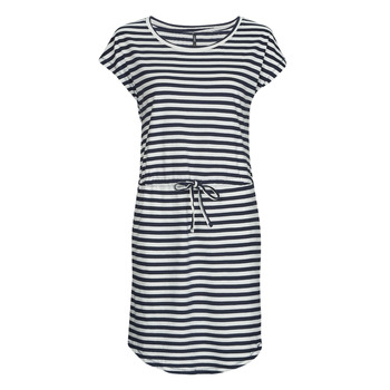 material Women Short Dresses Only MAY Marine