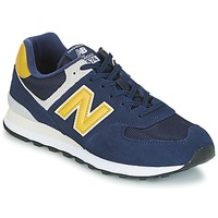 Shoes Low top trainers New Balance ML574 Blue