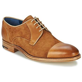 Shoes Men Derby shoes Barker BUTLER Brown
