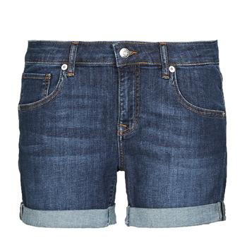 material Women Shorts / Bermudas Yurban INYUTE Blue / Dark