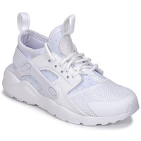 Shoes Children Low top trainers Nike HUARACHE RUN ULTRA PRE-SCHOOL White