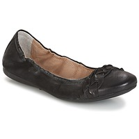 Shoes Women Ballerinas Dream in Green TIRIOLA Black