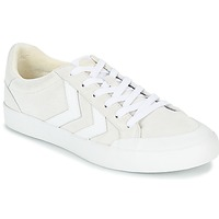 Shoes Low top trainers Hummel TOPSPIN COURT White