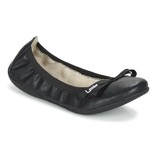 Shoes Women Ballerinas Les Petites Bombes ELLA Black