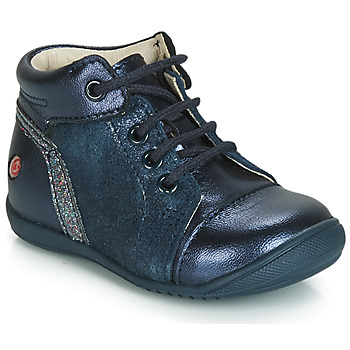 Shoes Girl High top trainers GBB ROSEMARIE Vtc / Marine / Dpf / Kezia