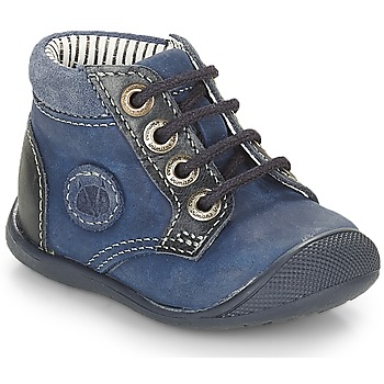 Shoes Boy Mid boots Catimini RAYMOND Blue