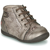 Shoes Girl High top trainers GBB NICOLE Vtc / Taupe / Dpf / Kezia