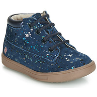 Shoes Girl High top trainers GBB NINON Marine