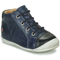 Shoes Boy High top trainers GBB NOE Marine