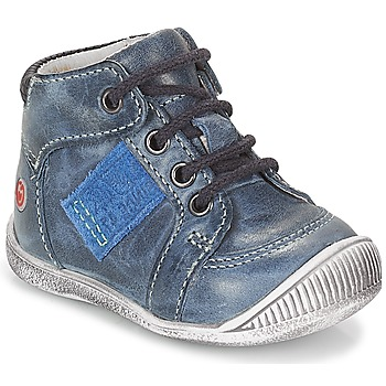 Shoes Boy Mid boots GBB RACINE Marine