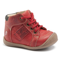 Shoes Boy High top trainers GBB RACINE Vte / Brick / Dpf / Raiza